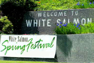 Welcome to White Salmon Welcome to Springfest